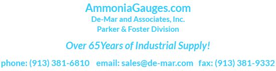 Ammonia Gauges Logo
